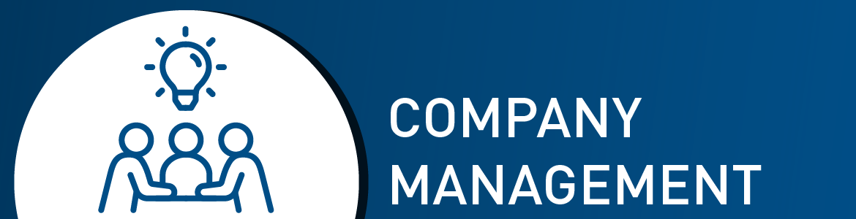 Unternehmensbereich Company Management