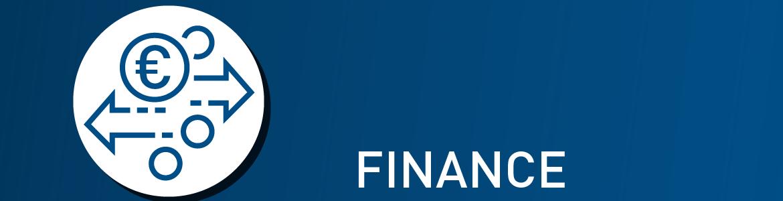 Unternehmensbereich Finance